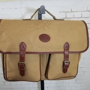 Vintage Ralph Lauren Canvas Messenger Bag